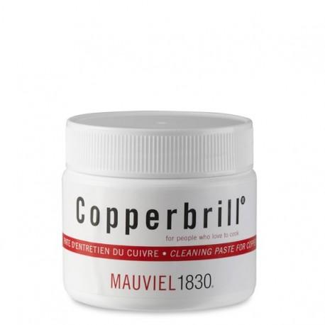 270002 - Copperbrill почистваща паста за медни съдове 150ml. Mauviel 1830