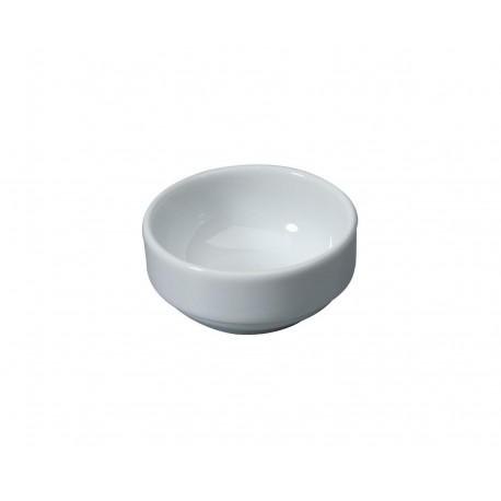 Порцеланова купичка за сос, бяла (LV PR SK 01-W)