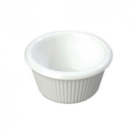 Меламинова купичка за сос, бяла (LV ML SK 01-W)