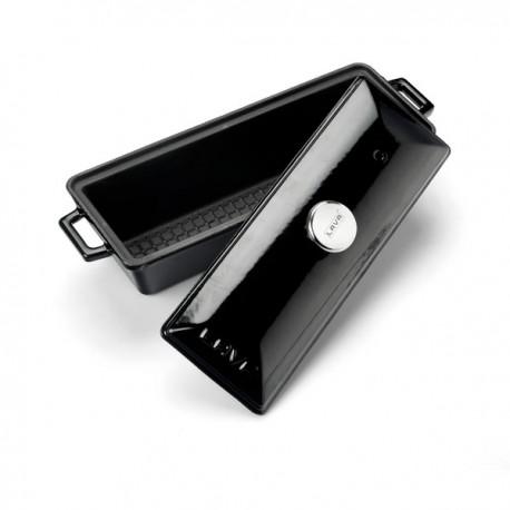 LV P EK 826 - Чугунена LAVA фурна за хляб или терин, черна